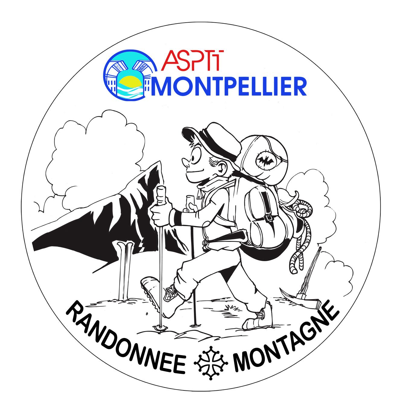 MONTPELLIER METROPOLE ASPTT RANDONNEE PEDESTRE